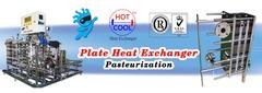 板式熱交換器(焊接式及墊片式)