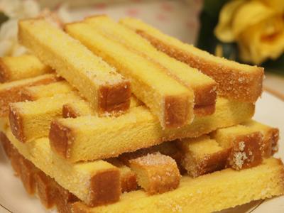 花蓮古早味黃金奶油酥條