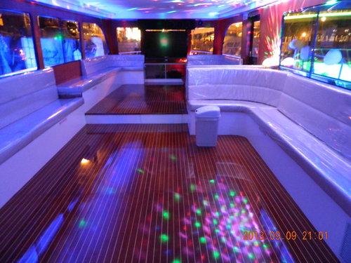 福爾摩莎號愛之船1號遊艇