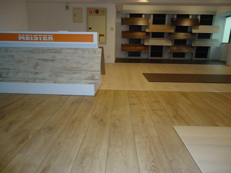 德国meister麦仕特尔精品木地板高雄体验馆