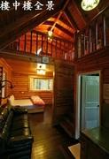 樓中樓五人小木屋