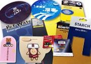 貼紙、彩盒、紙卡、廣告DM、網印銘牌、表格