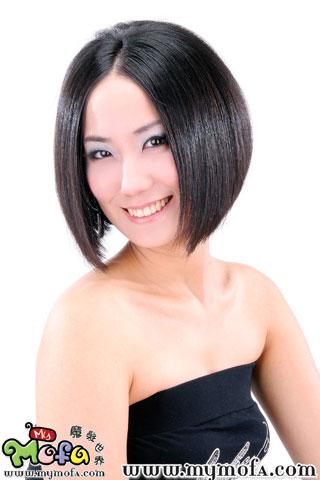 夏之旅-短发型女shiny summer