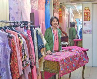 蓉薏中國服飾,改良式旗袍
