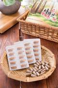 牛樟芝膠囊-滴丸-萃取液-養生茶包