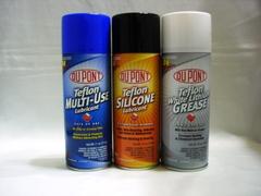 杜邦鐵氟龍矽利康潤滑油
