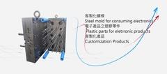享奎塑膠射出模具廠硬底子真功夫塑膠模具開發設計