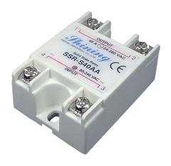 SSR-S40AA 單相固態繼電器