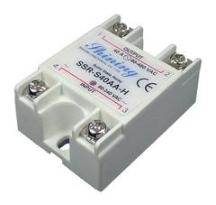 SSR-S40AA-H 單相固態繼電器