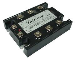 享曆 SSR-T25DA-H 三相固態繼電器