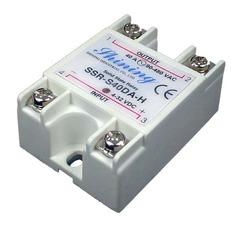 享曆 SSR-S40DA-H 單相固態繼電器