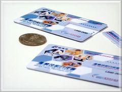 笙銧科技客製化名片型抽取式USB隨身碟
