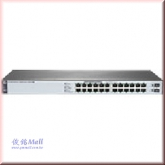 HP 1820-24G-PoE+(185W)交換器