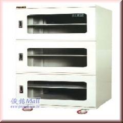 高強 ADD-600 三門式電子防潮箱,LCD顯示