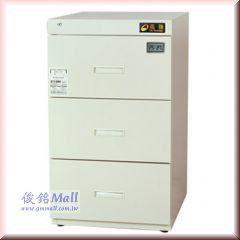 高強 DKL-103抽屜式電子防潮箱,容量136L