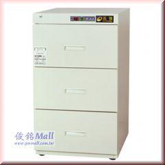 高強 DKE-103 抽屜式電子防潮箱容量136L