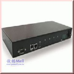 NuSwitch SP-4L 4埠 遠端電源控制器