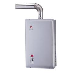 櫻花-數位恆溫.強制排氣型FE室內式瓦斯