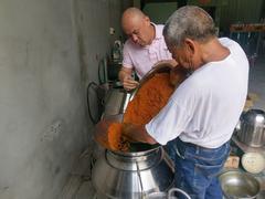 薑黃精油純露製造機