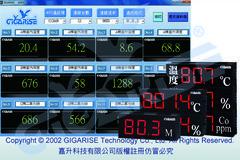 溫溼度802溫濕度大型顯示器,溫濕度控制器
