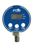 電池式數位式壓力計, 壓力開關