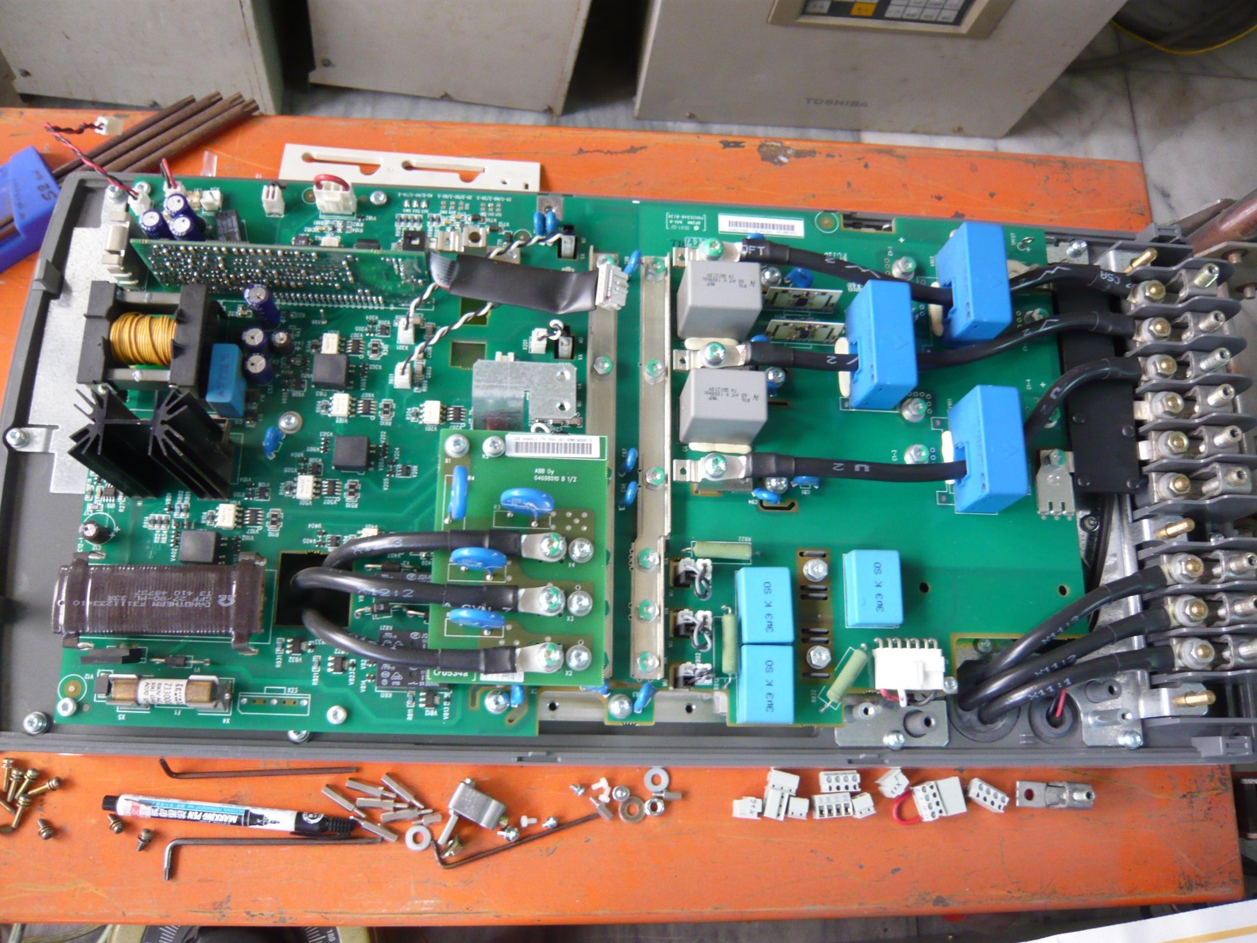abb 变频器inverter专门修理