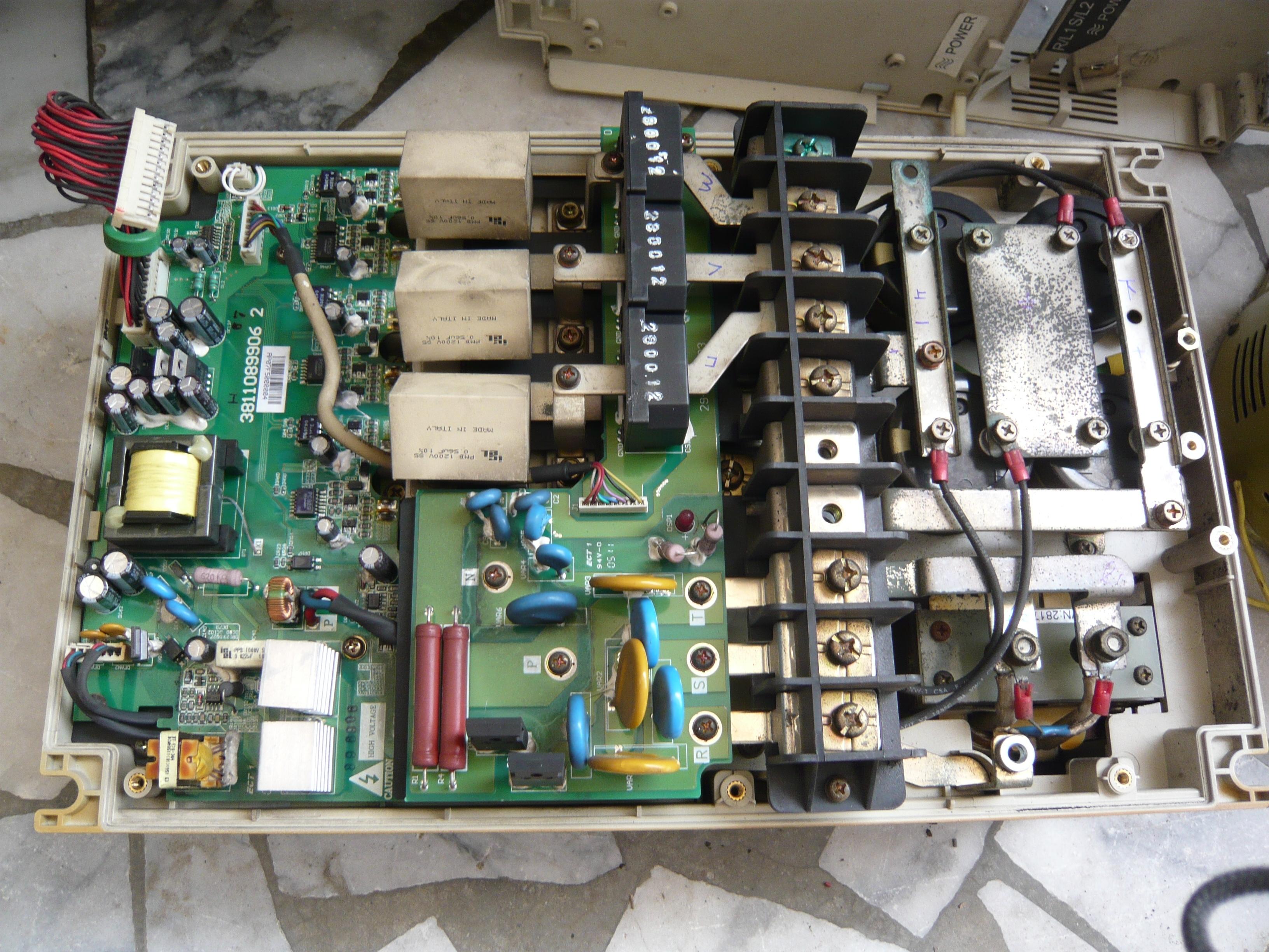 台达变频器维修服务