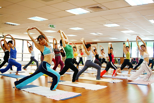 簡善琳瑜伽養生會館