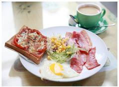 亞米ya複合式早餐