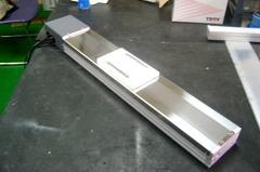 鋁擠型,機械外殼,精密滑台,手動滑台