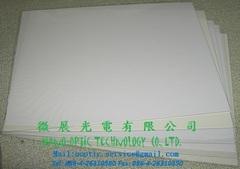 雙面硬化光學壓克力板(PMMA)