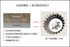 MIM 鈦及鈦合金金屬粉末射出成形