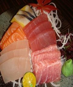 桃園生魚片專賣店–東漁生魚片