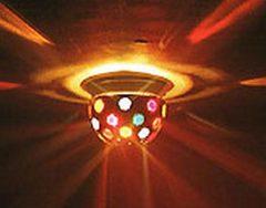 皇冠燈 旋轉精靈