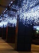 LED 冰條燈 不等長窗簾燈