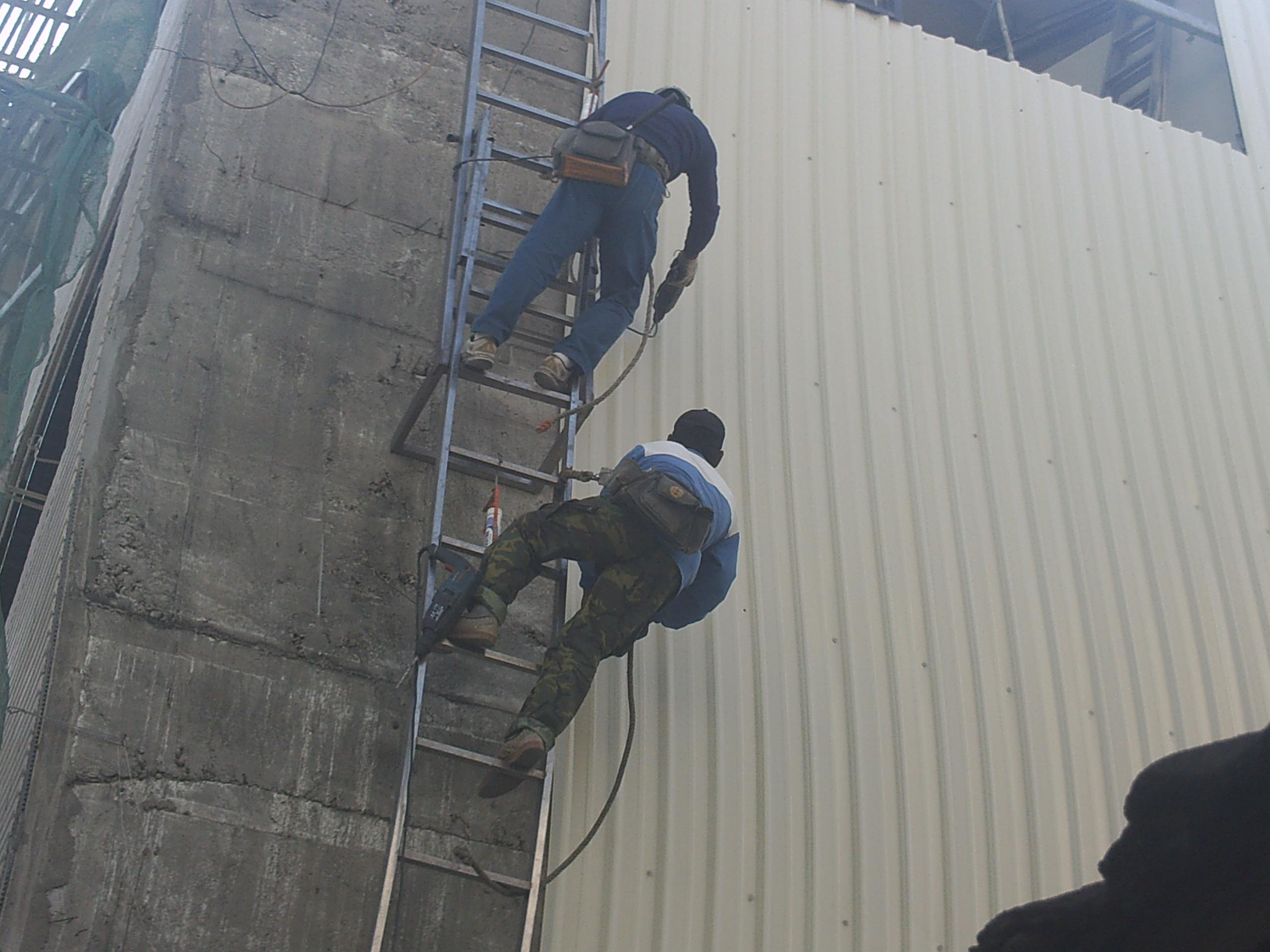 萬通烤漆浪板琉璃鋼瓦專業工程
