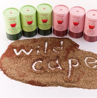 WildCape野角南非國寶茶南非博士茶