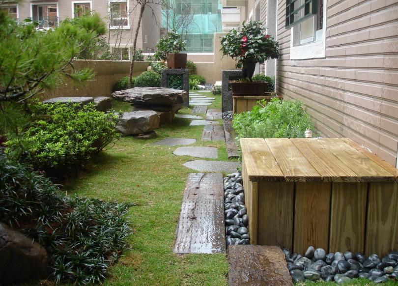 景观设计阳台造景创意园艺  室内造景.庭园设计土木工程   屋顶花园.