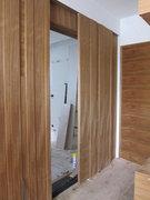鋁蜂巢板夾門