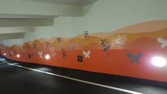 【漆博士】台中牆壁彩繪,台中彩繪牆壁,外牆彩繪台中