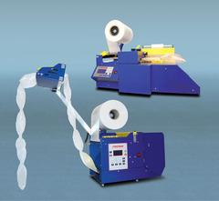 富朗包裝全自動包裝緩衝包裝規劃電動打包機膠膜裹包機