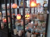 喜瑪拉雅山玫瑰鹽晶燈
