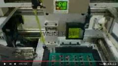連板連片自動貼紙機 貼標機