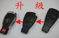 賓士BENZ W204 C300 晶片鑰匙複製拷貝
