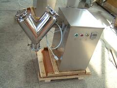 v型混合機~實驗室-桌上型10L - 15L