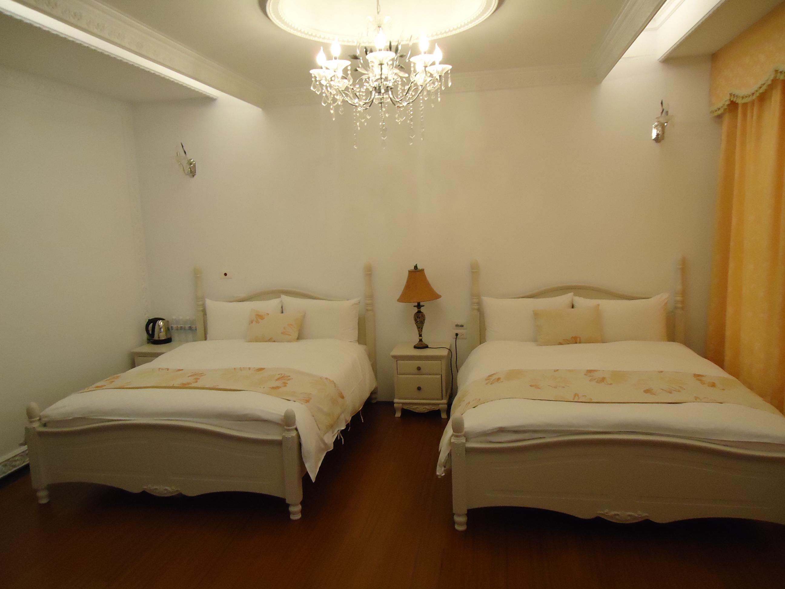 欧式民宿卧室图