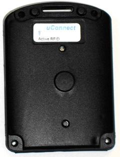 BLE主動式無線識別系統, 讀取器及標籤