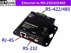 Ethernet轉RS232-485,Modbus