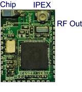 藍牙BLE V4.2模組, IPEX天線