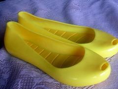 超棒果凍鞋、魚口鞋,四種顏色